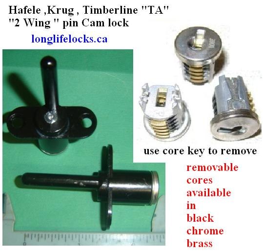 Hafele T A And F H Locks
