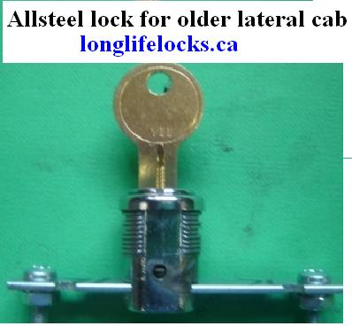 Allsteel Locks