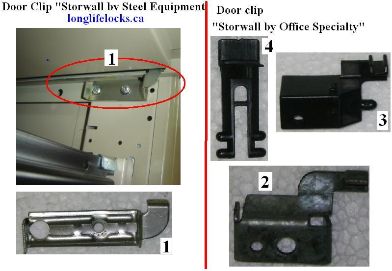 Steelcase File Cabinet Lock Parts | MF Cabinets