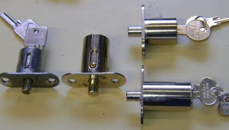 Plunger Locks