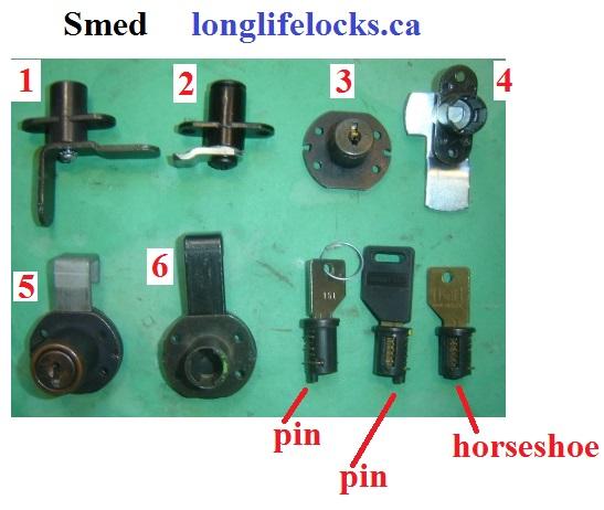 Smed Locks